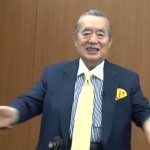 【発明王】ドクター中松、世界で3人の「前立腺導管がん」で余命わずか。「自ら治療法を発明しないと死んでしまう」と危機感。