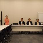 【心強い】「8・30国会集会への過剰警備を監視する国会議員団」が結成&記者会見