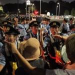 国会周辺デモの「過剰警備」改善を!SEALDs&弁護士が警視庁に訴え