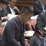8/26山本太郎議員国会質疑動画:「ニュータイプの(経済的)徴兵制」について