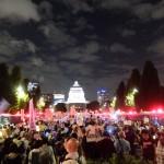 【9・14決戦】国会前戦争法案反対デモの様子「こうやって連日国会を取り囲んでやれば強行採決なんてできないんですよ!」