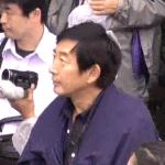 【再降臨!】石田純一が国会前にて連日のスピーチ!「自民党憲法改正案は、戦前の治安維持法に繋がる!」