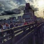 【素晴らしい】2015/9/19京都で戦争法反対高校生デモが開催される!「一緒に歩こう!飛び入り歓迎!」「こうっ・こうっ・せい!舐めんな!」のコール!