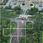 【驚愕】車道だけで3万2千人!産経新聞が試算した8/30国会前デモ参加人数で判明!