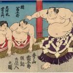 """【愚挙】""""今日も""""NHKは国会中継を中断して相撲を放送する。"""