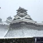 【記録】40年ぶりの寒波が襲った西日本の様子