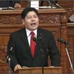 【事実】民主党宮崎岳志議員の補正予算反対討論。安倍総理は「日本一の無責任総理」「世界的な笑いもの」「バラマキの王様バラマキング」(10分)(おもろい)