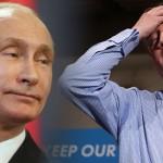 【人気】イギリス人の8割がプーチン大統領にイギリスの首相になって欲しいと思っている