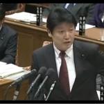【これは酷い】大阪維新・足立康史議員が中央公聴会の公述人に対して「あなたは専門家ではなく政治家・政治屋・売名行為だ」の大暴言!