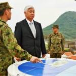 【疑惑】中谷防衛相が与那国視察で「南西諸島ってどこまでかな?」の質問。担当大臣が基本を理解していないのかな?