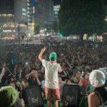 【必見】三宅洋平氏の「選挙フェス(街頭ライブ型政治演説)」って映画にもなってたんですね。