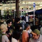 【行きたいのう】吉祥寺での選挙フェス「三宅洋平&山本太郎と記念撮影がすんげえ行列!!」とのこと