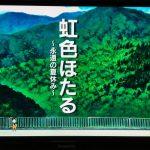 【沁みる】映画「虹色ほたる ~永遠の夏休み~」