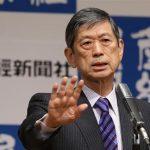 【改憲魔】自民・高村副総裁が憲法改正は「参院合区解消」などからの考え。9条は先送り