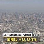 【もう常識】東京新聞社説「GDPゼロ成長…いつまで道半ばなのか、アベノミクスは誤った道を進んでいると気づくべきだ」