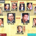 【ダサっ】テレビ朝日が「相棒」の公式サイトから高樹沙耶氏の名前・写真をすべて消去⇒ネット「バカじゃないの」