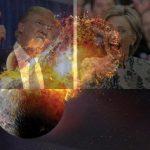 【悲痛】アメリカの若者の4人に1人がクリントン・トランプよりも「巨大隕石の衝突で地球消滅」を選択