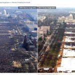 【真実は?】トランプ大統領の就任式はやっぱり満員だった?CNN(大手メディア)がフェイク(偽)ニュース?