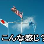 【こんな感じ?】保育所でも「国旗・国歌」