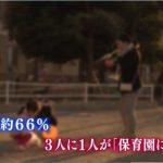 【やっぱ「日本死ね!!」】2017年「保育園落ちた」は3人に1人。まったく改善せず