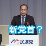 民進党議員が絶賛の「民進党大会・井手英策慶応大教授の来賓挨拶」を見てみた。(動画12分)