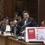 【狂気の沙汰】塚本幼稚園の選手宣誓は「素晴らしい!」「正しい!」と自民党議員が国会でヤジ。