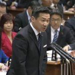 【籠池氏証人喚問】民進・福山議員などの質疑の様子。維新議員「松井一郎の証人喚問を求めます」