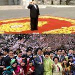 【平和ボケ?】北朝鮮ミサイル危機が叫ばれる中、安倍総理は芸能人を呼んで「桜を見る会」を開催!野田内閣ではミサイル予告で中止!