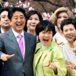 【2日酔い?】北朝鮮がミサイル発射!お花見総理は未だ国民の前に現れず!花見の後、昼食3時間、夕食3時間!