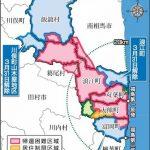 避難指示解除から1ヶ月。浪江町、富岡町での帰還人数は1%台(150~300人)