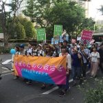 共謀罪反対集会に東京1800人、大阪4000人が参加!新宿・難波をデモ行進