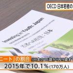 【減少傾向】日本の若者(15~29歳)の10人1人(170万人)がニート!32万人が引きこもり!