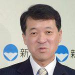 【迷走】泉田裕彦(54歳)・前新潟知事。支持者も困惑。「自民はTVカメラを連れてきた」「二階氏と密約?」「民進には3度断り」