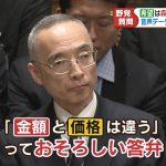 【日馬富士引退よりも森友が大事】太田理財局長が音声データの件で国会をザワつかせる「金額と価格は違う」「口裏合わせではない」