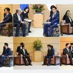 【安倍外交】安倍総理は「会う相手」によって、椅子の高さを変えているらしい・・