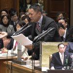 【全日本人が絶賛!】山本太郎議員が安倍総理に猛攻を仕掛ける!「籠池氏は証人喚問で偽証罪に問われていない。偽証だというならなぜ徹底検証しないのか」