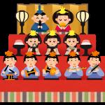 2018/03/03(土)プチニュース「ひな祭り」など