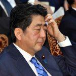 【毎日】安倍内閣支持率3ポイントダウンで30%!(不支持49%)下落傾向は継続か?