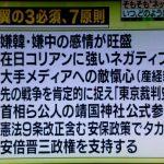 【これでいいのか?】「テレビ局の住所の一覧表を見たら全部(中韓の局と)一緒だった。完全に乗っ取られている」元自民党衆議院議員で九州国際大の学長の発言です。