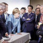 【立ち位置がおかしくね?】G7でトランプ氏「シンゾウの意見なら従う」安倍首相が米欧の仲介役で存在感を発揮か(読売)